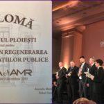 Primaria municipiului Ploiesti, premiata la Gala Asociatiei Municipiilor din Romania