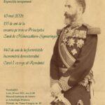 Expozitie dedicata unui eveniment magistral din istoria regalitatii in Romania, la Ploiesti