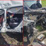 Doua victime si-au pierdut viata in urma unui accident cumplit pe DN1